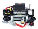 1300LB 4x4 Off Road Electric Winch 12V or 24V1